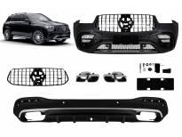 AMG пакет тип 63 за Mercedes GLE SUV W167 след 2020 година
