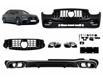 AMG пакет тип E63 за Mercedes E класа W213 седан след 2020 година