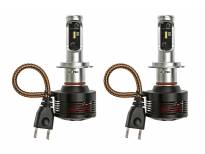 LED систем H7 Luxeon ZES 36W