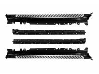 Алуминиумски прагови за BMW X6 F16 по 2015 година