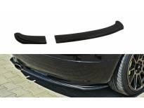 Добавка Maxton Design за задна тунинг броня на Skoda Fabia I RS 2003-2007, черен мат
