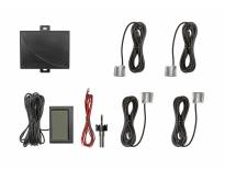 Парктроник система с 2.3'' LCD дисплей RD-058 с 4 сиви Сензора