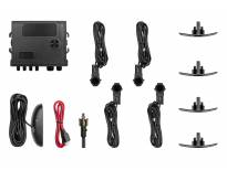Паркинг систем ОЕМ со LED дисплеј со 4 црни СЕНЗОРИ