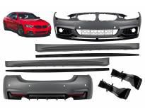 M Performance пакет за BMW серия 4 F32, F33 след 2013 година