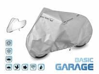 Покривало Kegel серия Basic размер M сиво за велосипед