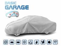 Покривало Kegel серија Basic големина M сиво за седан