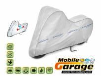 Покривало Kegel серија Mobile големина L сиво за скутер