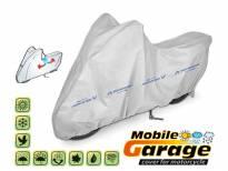 Покривало Kegel серија Mobile големина M сиво за мотоциклет