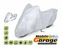 Покривало Kegel серија Mobile големина L сиво за мотоциклет