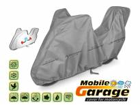 Покривало Kegel серия Mobile размер L тип кутия сиво за мотоциклет