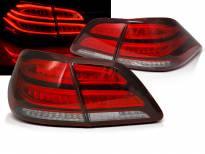 комплет LED штопови со црвена и бела основа за Mercedes M-класа W166 2011-2015