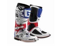 Кросо кондури - Gaerne SG12 New (white/red/blue)