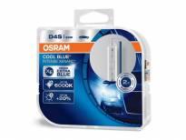 комплет 2 бр. ксенонови лампи Osram D4S Cool Blue Intense 42V, 35W, P32d-5