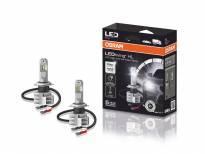 LED система Osram за фарови H7, генерациo 2, студено бела светлина, 12V/24V, 14W, PX26d