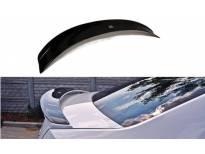 Добавка Maxton Design за спойлер за багажник на Skoda Fabia Rs 2010-2014, черен лак