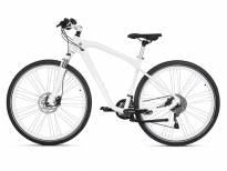 Велосипед BMW Cruise бело големина L