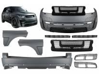 Hamann пакет за Land Rover Range Rover Vogue после 2013 година