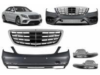 AMG пакет тип S450 за Mercedes S класа W222 после 2017 година