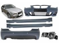 M пакет за BMW серија 5 E60 2007-2010 седан