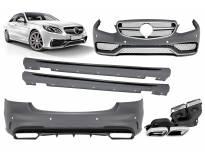 AMG пакет тип E63 за Mercedes E класа W212 2014-2016 година