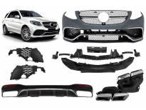 AMG пакет тип 63 за Mercedes GLE W166 по 2015 година