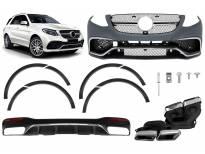 AMG пакет тип 63 за Mercedes GLE W166 после 2015 година