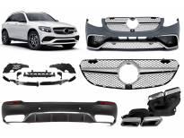 AMG пакет тип 63 за Mercedes GLC X253 по 2015 година