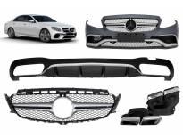 AMG пакет тип E63 за Mercedes E класа W213 по 2016 година