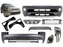 Biography пакет за Range Rover Sport 2009-2013