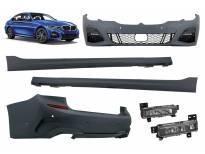 M technik пакет за BMW серия 3 G20 седан след 2019 година с PDC, с ACC