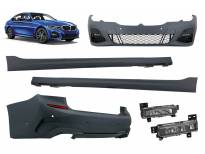 M technik пакет за BMW серия 3 G20 седан след 2019 година с PDC, без ACC