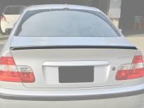 Лип спојлер за BMW серија 3 Е46 2 врати 1999-2006