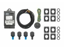 Паркинг систем Laserline со звучна сигнализација со 4 СЕНЗОРИ црни