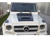 Добавка Brabus за преден капак на Mercedes G класа W463 1989-2017