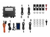 Паркинг систем Parkmatic со 4 СЕНЗОРИ црни и LCD дисплеј