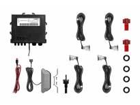 Паркинг систем Parkmatic со 4 СЕНЗОРИ црни и LED дисплеј