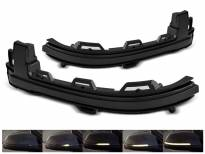 Тунинг LED мигачи за странични огледала на BMW X3 F25 2014-2017, X4 F26 2014-2018, X5 F15 2013-2018, X6 F16 след 2014 година