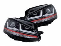 комплет LED фарови Osram LEDriving GTI Edition за VW Golf VII 2012-2016, лев и десен