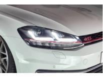 Комплект LED фарове Osram LEDriving GTi Edition за VW Golf 7.5 2017-2020 с черна основа, ляв и десен