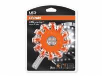 LED сигнална ламба OSRAM с магнит и кука