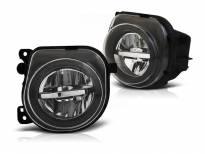комплет LED Халогенки за BMW серија 5 F10/F11/серија 5 GT F07 2013-2016 хром, лев + десен