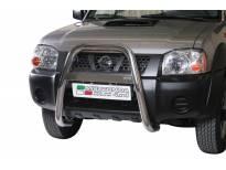 Висок ролбар Misutonida за Nissan NP 300 Navara двојна кабина по 2014 година