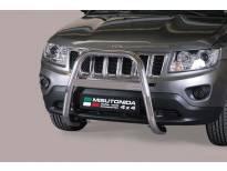 Висок ролбар Misutonida за Jeep Compass по 2011 година