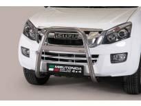 Висок ролбар Misutonida за Isuzu D-Max после 2012 година