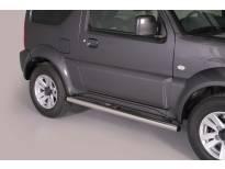 Странични протектори Misutonida за Suzuki Jimny след 2012 година