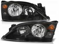 комплет рефлекторни фарови за Ford MONDEO 09.2000-05.2007 , лев и десен