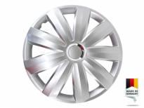 """Декоративни раткапни PETEX 15"""" Venture pro silver, 4 бројки"""