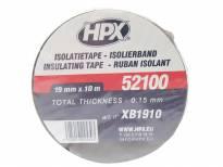 PVC изолациска лента HPX тип VDE 19mm/10m црна