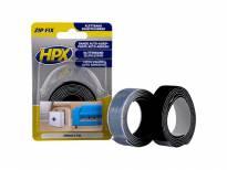 Велкро лента ZIP FIX на HPX 2/20mm/1m црна