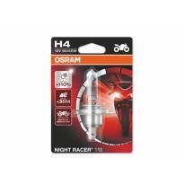 Халогенна сијалица Osram H4 Moto Night Racer 110 12V, 60/55W, P43t, 1 број